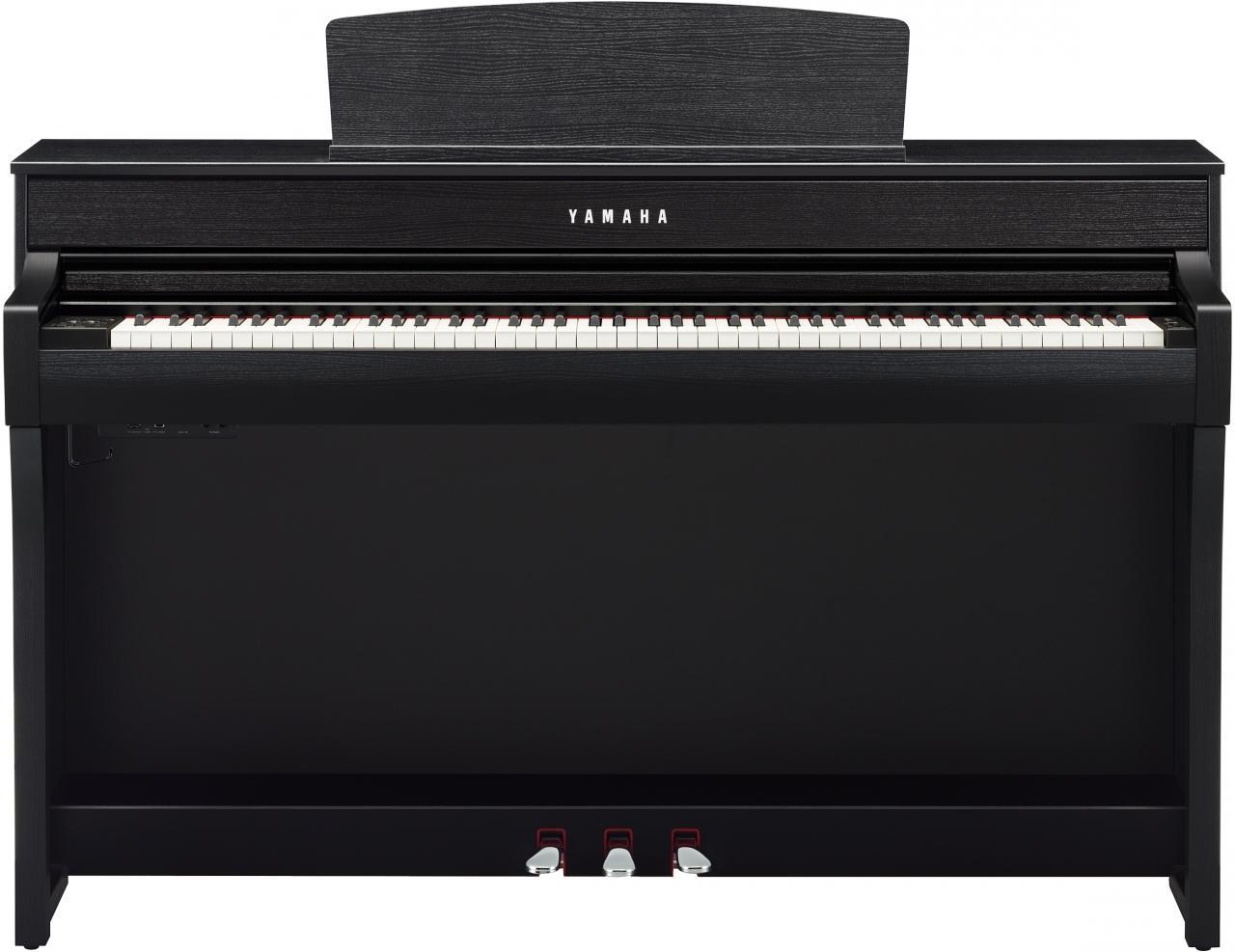 yamaha clp 645b clavinova music station. Black Bedroom Furniture Sets. Home Design Ideas