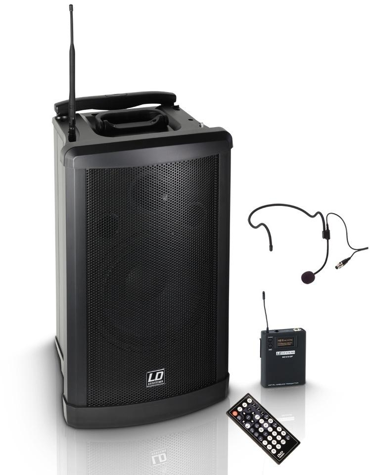 Ld Systems Roadman 102 Hs Music Station