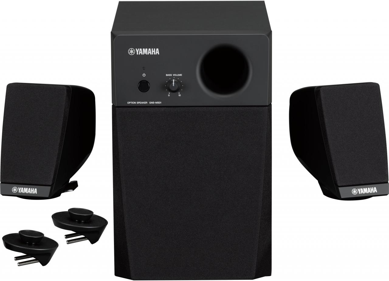yamaha gnsms01 speaker music station. Black Bedroom Furniture Sets. Home Design Ideas